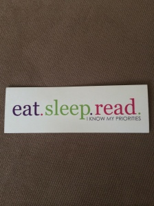 eat book mark