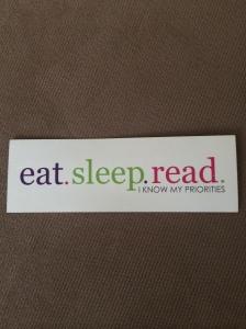eat book mark