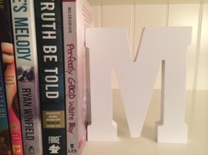 white M