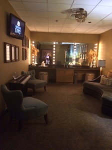 dressing room at opry