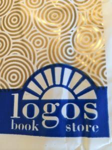 logos book store bag