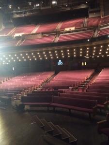 opry auditorium