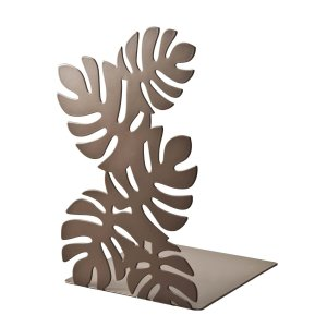leaf bookend