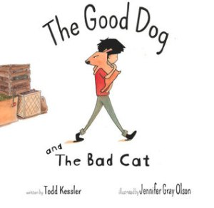 good dog - bad cat