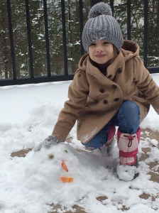 emma-and-snowman